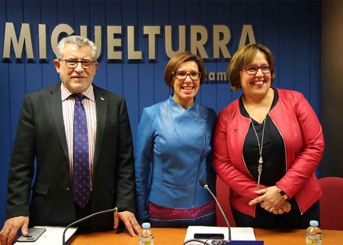 El objetivo de la Junta de Comunidades de Castilla La Mancha es que el antiguo edificio de la CEOE CEPYME comience su andadura el próximo curso 2018-2019