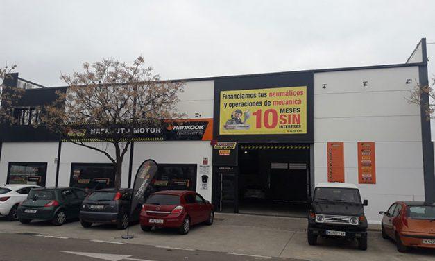 Nafrauto Motor traslada sus instalaciones al Polígono Avanzado de Ciudad Real