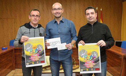 José Alfonso Herrera gana el concurso de carteles de la VIII Carrera Popular Villa de Argamasilla de Alba