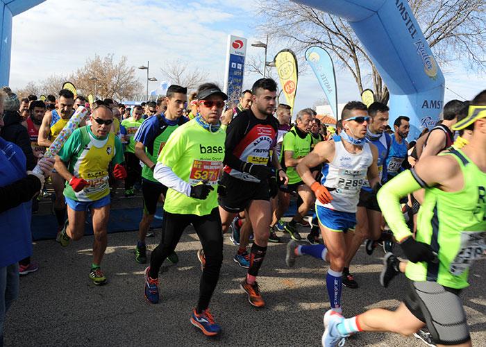 """Crónica XXIII Media Maratón """"Ciudad de Valdepeñas"""""""