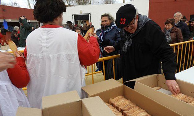 Risas y llantos despiden a Doña Sardina en Manzanares