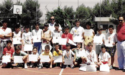 Escuela Municipal de Fútbol Base de Miguelturra