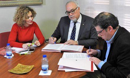 El Ayuntamiento subvencionará la reforma del suelo de la ermita de la Veracruz