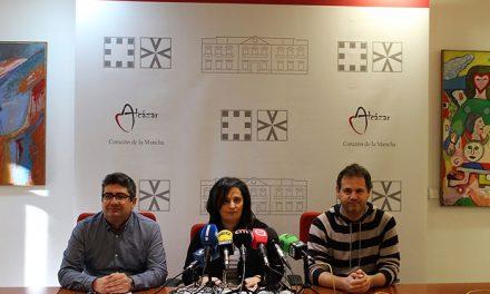 Presentado Alcázar Outlet, los días 16, 17 y 18 de febrero