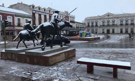 Suspendidas las clases y activado en Alcázar el protocolo de emergencias por las nevadas