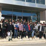 Alumnos de Colegio Nuestra Sra. de la Trinidad conocen el ecosistema emprendedor del Centro de Empresas y la Escuela de Emprendedores