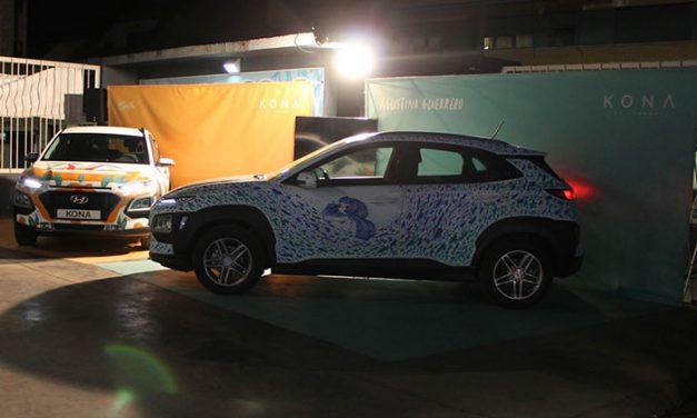 Hijos de Dionisio Grande, presenta el nuevo Hyundai KONA