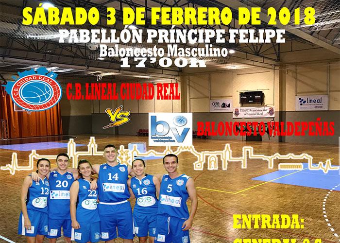 Derbis provinciales para el Club Baloncesto Ciudad Real