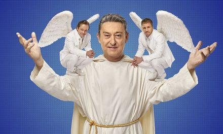Mariano Peña llega al Gran Teatro con 'Obra de Dios'