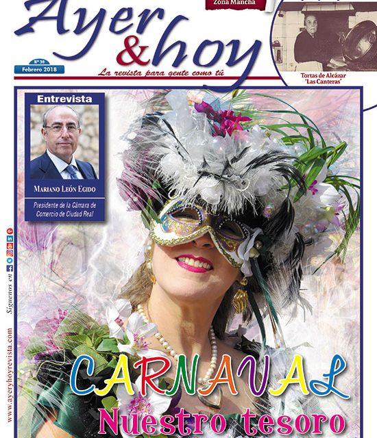 Ayer & hoy – Zona Mancha – Revista Febrero 2018