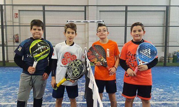 Segunda prueba de la Copa Federación de Menores, organizada por la Federación de Padel de Castilla La Mancha