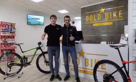 Abre en Alcázar de San Juan Gold Bike Shop, su bicicleta en las mejores manos
