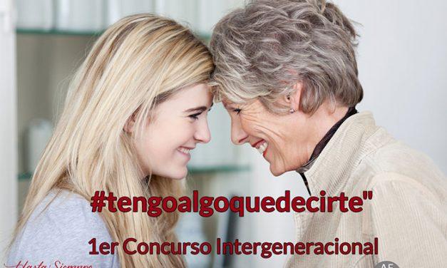 1º Concurso de Comunicación Intergeneracional