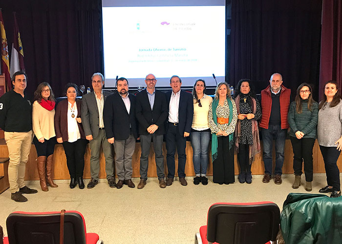 Argamasilla de Alba acoge la jornada formativa de informadores de turismo de Ciudad Real