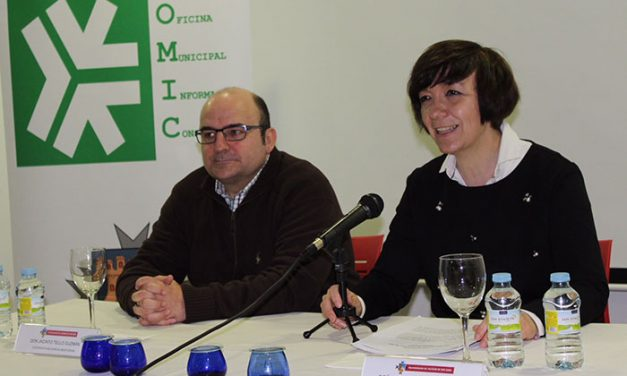 Una charla sobre las características del vino y el aceite centralizó el acto por el Día Internacional del Consumo