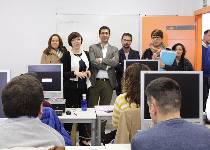 """La Diputación provincial pone en marcha en Alcázar la primera actividad del Programa """"Emplea"""""""