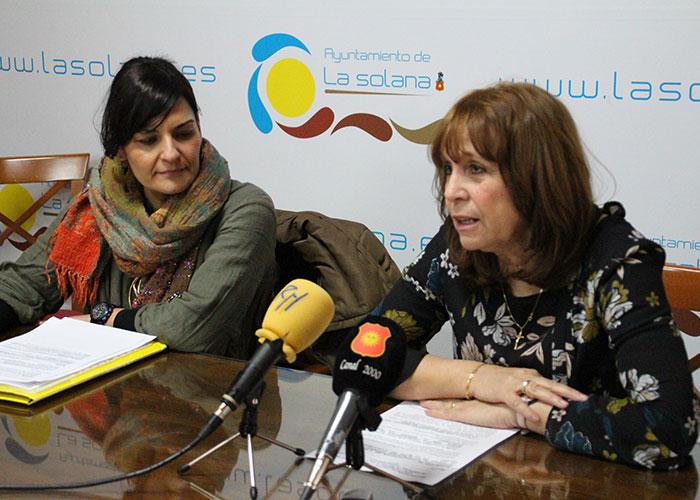 La concejalía de Igualdad presentó los actos del Día de la Mujer