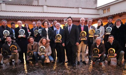 Premiados XXXI Concurso a la calidad de Vinos Embotellados y Varietales DO La Mancha