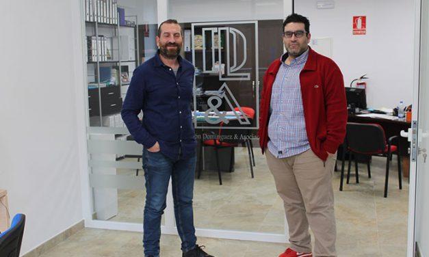 León Domínguez Asociados traslada sus oficinas a la calle Morago nº 10 de Manzanares