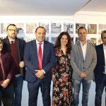 Gran éxito de la inauguración de la tercera edición de la Exposición de Fotografía de Semana Santa de la Revista Ayer&hoy