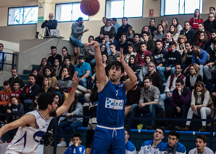 El Club Baloncesto Lineal Ciudad Real quiere volver a ganar
