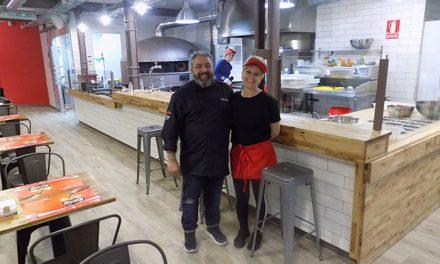 Il Forno de Mati, de Alcázar de San Juan, amplía instalaciones y mejora su obrador con más pizzas gourmet en un gran horno de leña