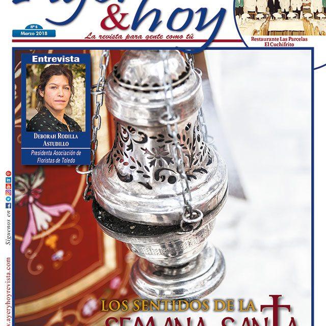 Ayer & hoy – Toledo – Revista Marzo 2018