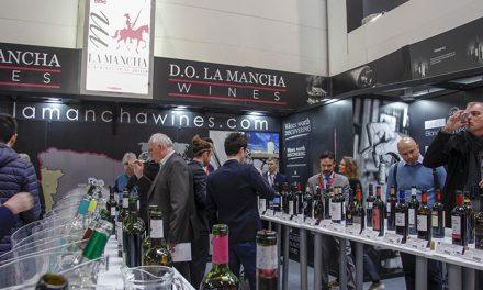 Los vinos DO La Mancha rumbo a Chengdu