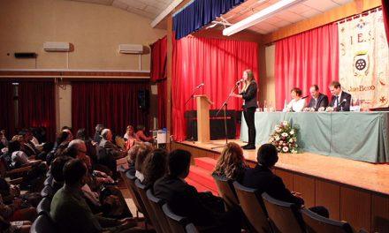 El reencuentro de antiguos alumnos y profesorado cerró las celebraciones del 50 aniversario del IES Juan Bosco