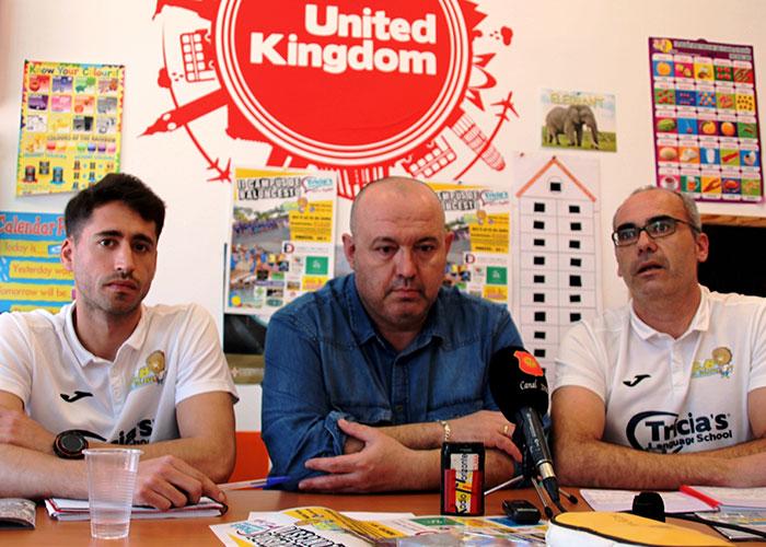 Presentado el II Campus Tricias Language School organizado por el CB La Solana