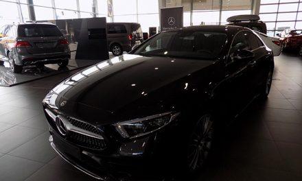 Autotrak Mercedes-Benz presenta el nuevo CLS Coupé 5 plazas