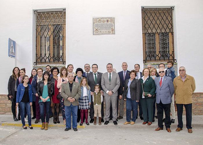 Campo de Criptana y La Palma del Condado afianzan su hermanamiento con Cervantes como nexo de unión