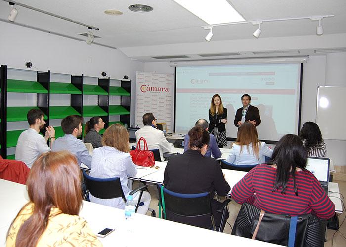 La Cámara de Comercio de Ciudad Real pone en marcha un nuevo ciclo formativo centrado en el marketing y la comunicación