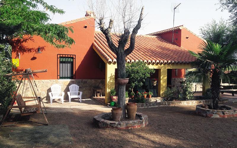 El Coscojal, Turismo Rural: Un entorno privilegiado para descansar y practicar el turismo activo