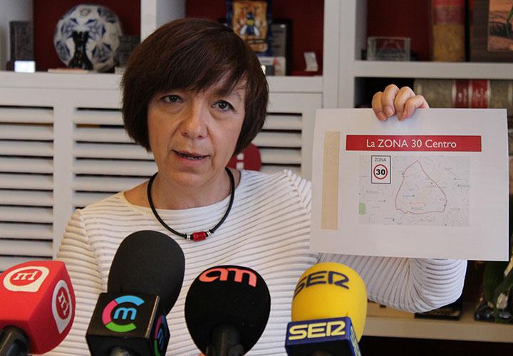 Alcázar contará antes que finalice 2018 con una amplia cobertura de ZONA 30