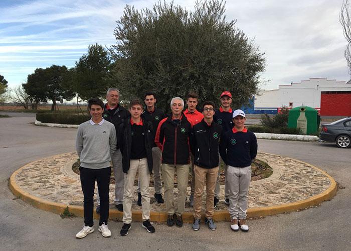 Castilla-La Mancha subcampeona en el Interautonómico de Golf