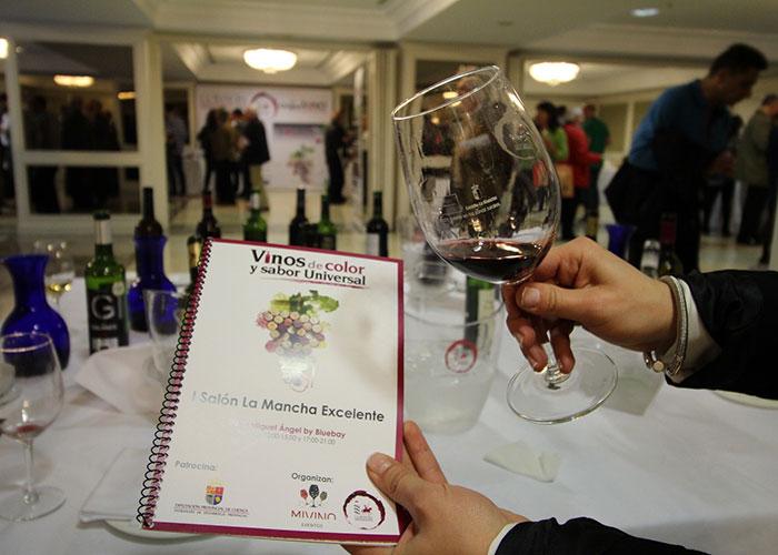 Los vinos de La Mancha Excelente en Madrid