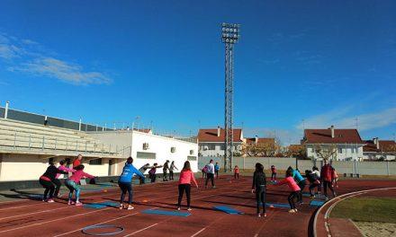 Final de la Escuela Igualdad Salud y Deporte en Miguelturra