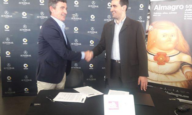 El Festival de Almagro y Autotrak Mercedes-Benz firman su primer acuerdo de colaboración