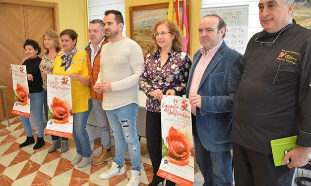 """Todo listo para celebrar el IV Encuentro Gastronómico """"Las Locuras del Quijote"""""""