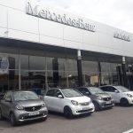 La caravana smart electric drive 2018 llega a AUTOTRAK  sin contaminar