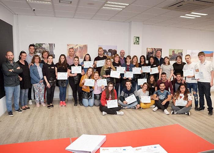 El Ayuntamiento apuesta por la formación para luchar contra el desempleo juvenil