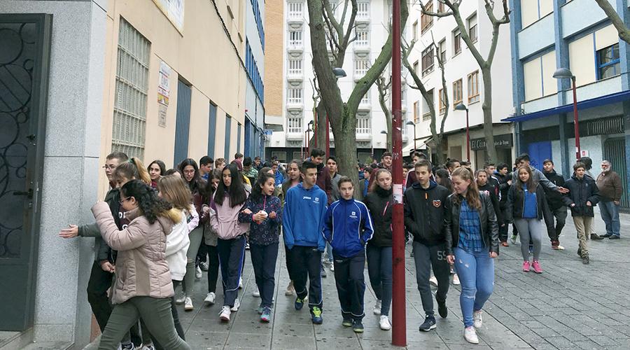 Colegio salesiano Hermano Gárate
