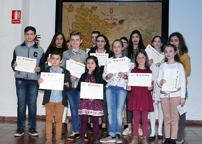 Entregados los premios de la Asociación Amigos del Seminario de Ciudad Real