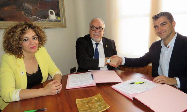 El Ayuntamiento destina 3.000 euros al IES Azuer para fomentar hábitos de vida saludable