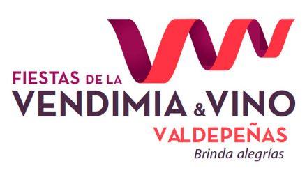 Así será la nueva imagen de las Fiestas de la Vendimia y el Vino de Valdepeñas