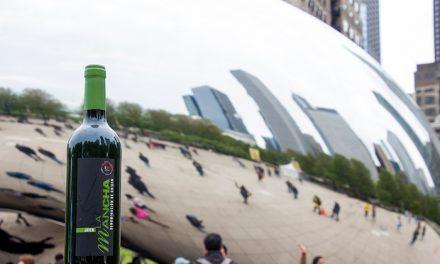 Balance satisfactorio de los vinos DO La Mancha en Chicago