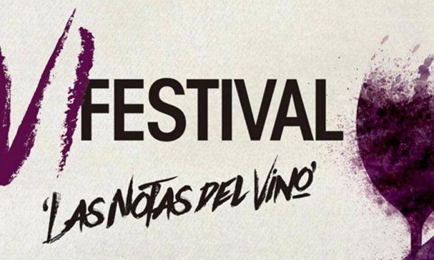 Este viernes arranca el VI Festival 'Las Notas del Vino' de Valdepeñas
