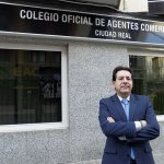Miguel Ángel Rivero, Presidente del Colegio de Agentes Comerciales de Ciudad Real