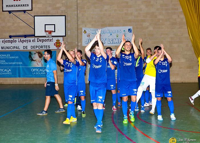 El Manzanares FS consolida su proyecto en Segunda División